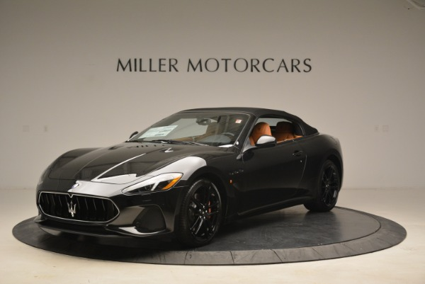 New 2018 Maserati GranTurismo MC Convertible for sale Sold at Rolls-Royce Motor Cars Greenwich in Greenwich CT 06830 12