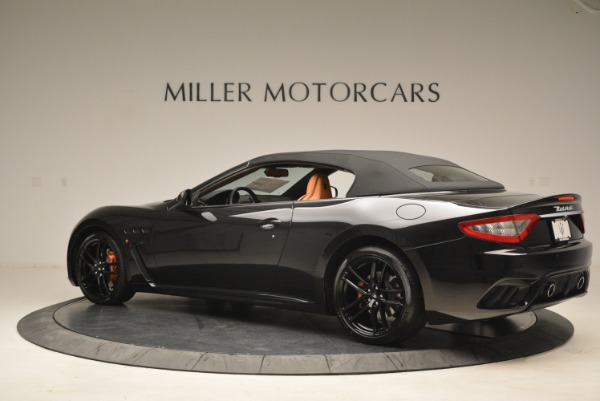 New 2018 Maserati GranTurismo MC Convertible for sale Sold at Rolls-Royce Motor Cars Greenwich in Greenwich CT 06830 14