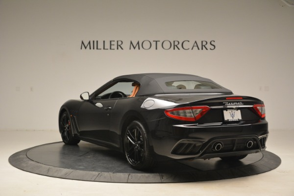 New 2018 Maserati GranTurismo MC Convertible for sale Sold at Rolls-Royce Motor Cars Greenwich in Greenwich CT 06830 15