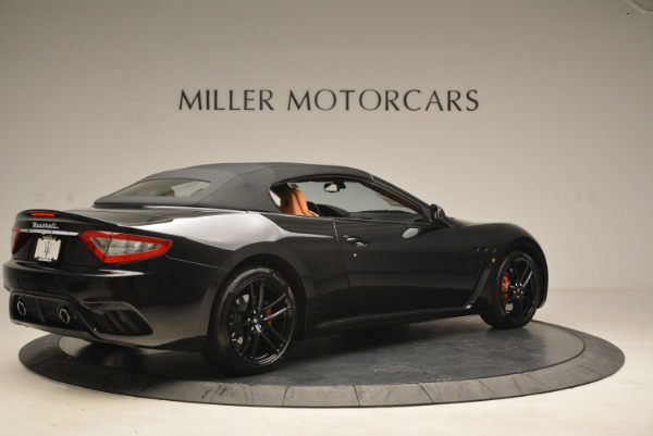 New 2018 Maserati GranTurismo MC Convertible for sale Sold at Rolls-Royce Motor Cars Greenwich in Greenwich CT 06830 18