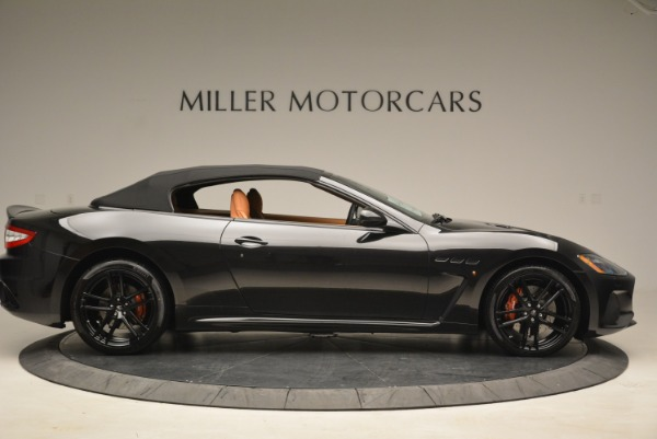 New 2018 Maserati GranTurismo MC Convertible for sale Sold at Rolls-Royce Motor Cars Greenwich in Greenwich CT 06830 19