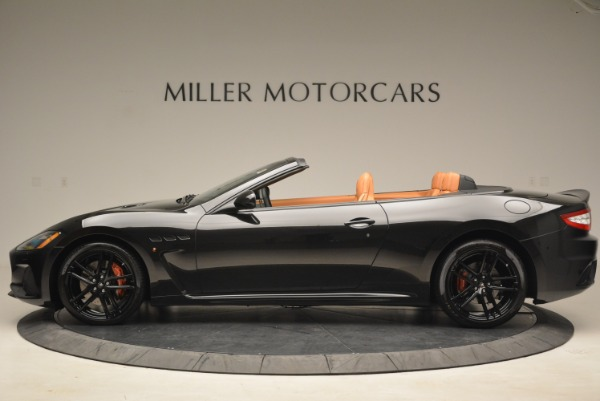 New 2018 Maserati GranTurismo MC Convertible for sale Sold at Rolls-Royce Motor Cars Greenwich in Greenwich CT 06830 2