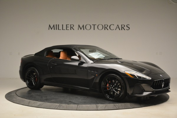 New 2018 Maserati GranTurismo MC Convertible for sale Sold at Rolls-Royce Motor Cars Greenwich in Greenwich CT 06830 20