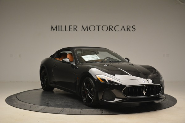 New 2018 Maserati GranTurismo MC Convertible for sale Sold at Rolls-Royce Motor Cars Greenwich in Greenwich CT 06830 21