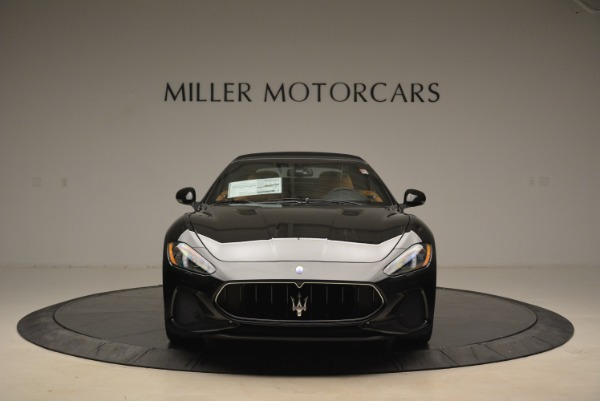 New 2018 Maserati GranTurismo MC Convertible for sale Sold at Rolls-Royce Motor Cars Greenwich in Greenwich CT 06830 22