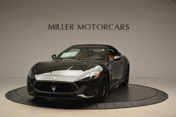 New 2018 Maserati GranTurismo MC Convertible for sale Sold at Rolls-Royce Motor Cars Greenwich in Greenwich CT 06830 23