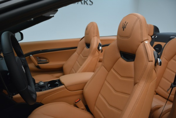 New 2018 Maserati GranTurismo MC Convertible for sale Sold at Rolls-Royce Motor Cars Greenwich in Greenwich CT 06830 26