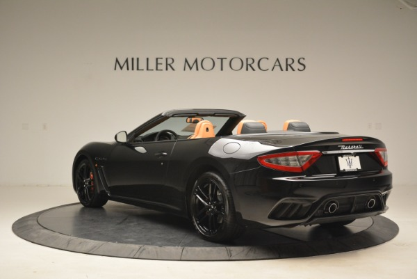 New 2018 Maserati GranTurismo MC Convertible for sale Sold at Rolls-Royce Motor Cars Greenwich in Greenwich CT 06830 3