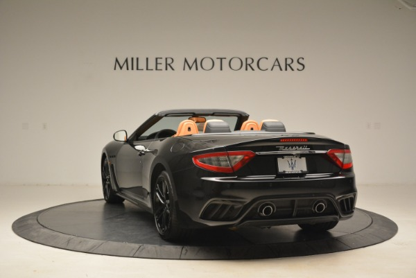 New 2018 Maserati GranTurismo MC Convertible for sale Sold at Rolls-Royce Motor Cars Greenwich in Greenwich CT 06830 4