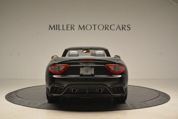 New 2018 Maserati GranTurismo MC Convertible for sale Sold at Rolls-Royce Motor Cars Greenwich in Greenwich CT 06830 5
