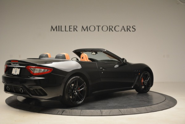 New 2018 Maserati GranTurismo MC Convertible for sale Sold at Rolls-Royce Motor Cars Greenwich in Greenwich CT 06830 7