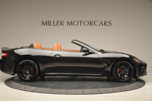 New 2018 Maserati GranTurismo MC Convertible for sale Sold at Rolls-Royce Motor Cars Greenwich in Greenwich CT 06830 8