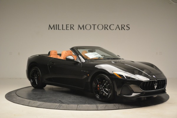 New 2018 Maserati GranTurismo MC Convertible for sale Sold at Rolls-Royce Motor Cars Greenwich in Greenwich CT 06830 9