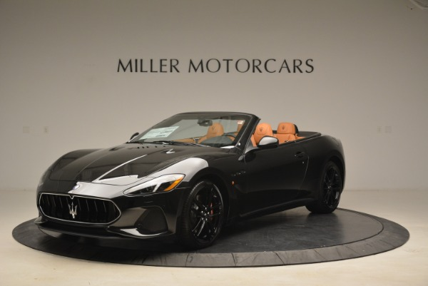 New 2018 Maserati GranTurismo MC Convertible for sale Sold at Rolls-Royce Motor Cars Greenwich in Greenwich CT 06830 1