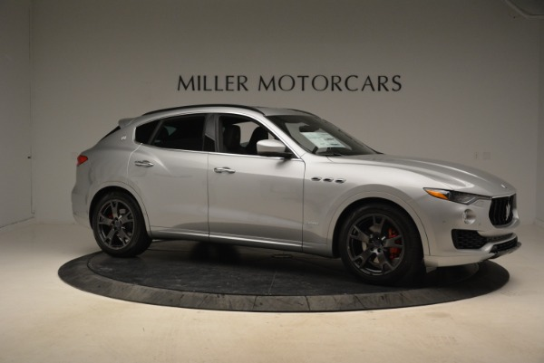 New 2018 Maserati Levante Q4 GranSport for sale Sold at Rolls-Royce Motor Cars Greenwich in Greenwich CT 06830 11