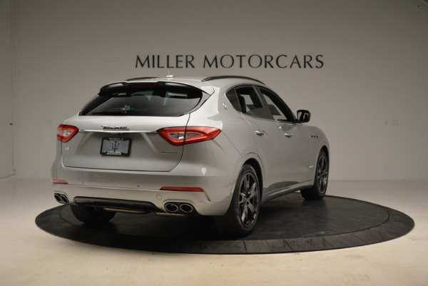 New 2018 Maserati Levante Q4 GranSport for sale Sold at Rolls-Royce Motor Cars Greenwich in Greenwich CT 06830 8