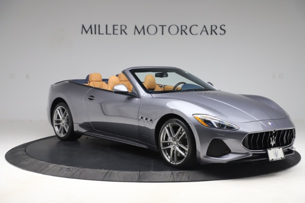 Used 2018 Maserati GranTurismo Sport Convertible for sale Sold at Rolls-Royce Motor Cars Greenwich in Greenwich CT 06830 10