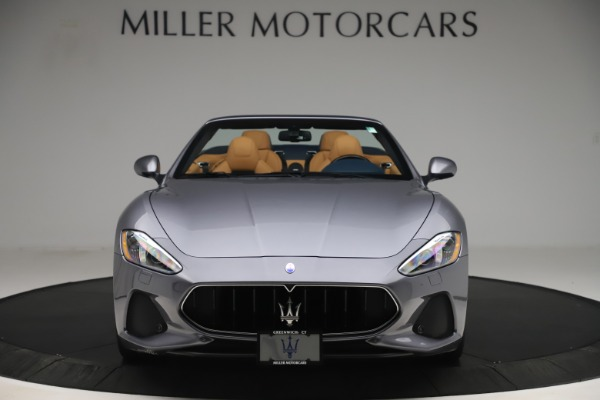 Used 2018 Maserati GranTurismo Sport Convertible for sale Sold at Rolls-Royce Motor Cars Greenwich in Greenwich CT 06830 12