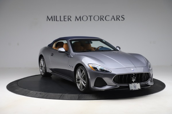 Used 2018 Maserati GranTurismo Sport Convertible for sale Sold at Rolls-Royce Motor Cars Greenwich in Greenwich CT 06830 13