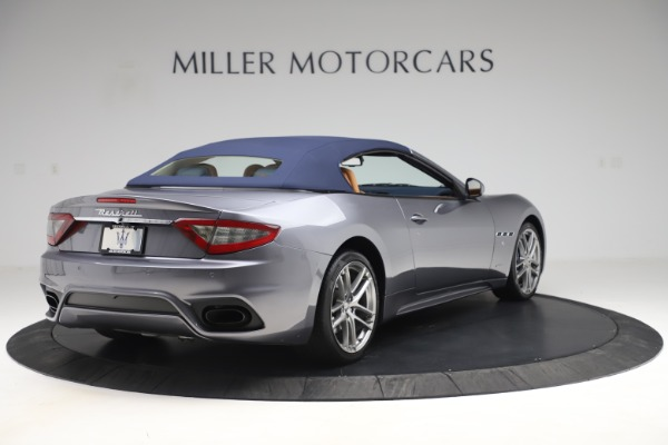 Used 2018 Maserati GranTurismo Sport Convertible for sale Sold at Rolls-Royce Motor Cars Greenwich in Greenwich CT 06830 17