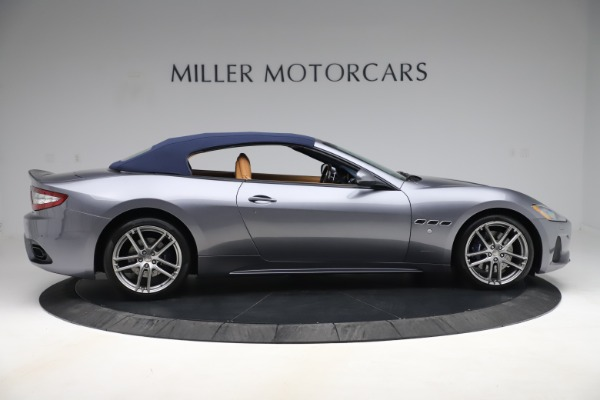 Used 2018 Maserati GranTurismo Sport Convertible for sale Sold at Rolls-Royce Motor Cars Greenwich in Greenwich CT 06830 18