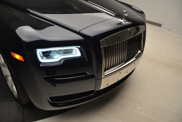 Used 2015 Rolls-Royce Ghost for sale Sold at Rolls-Royce Motor Cars Greenwich in Greenwich CT 06830 14
