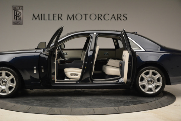 Used 2015 Rolls-Royce Ghost for sale Sold at Rolls-Royce Motor Cars Greenwich in Greenwich CT 06830 17