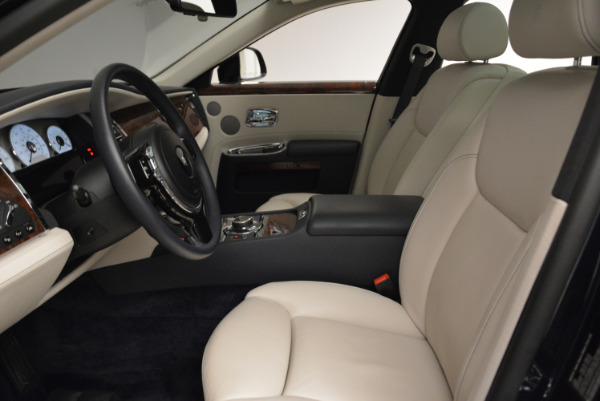 Used 2015 Rolls-Royce Ghost for sale Sold at Rolls-Royce Motor Cars Greenwich in Greenwich CT 06830 20
