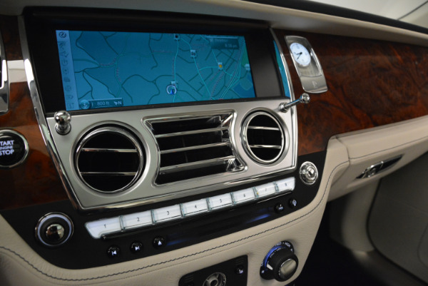 Used 2015 Rolls-Royce Ghost for sale Sold at Rolls-Royce Motor Cars Greenwich in Greenwich CT 06830 22