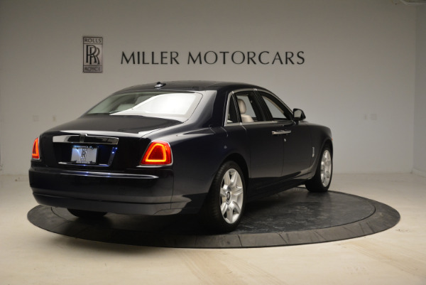 Used 2015 Rolls-Royce Ghost for sale Sold at Rolls-Royce Motor Cars Greenwich in Greenwich CT 06830 7