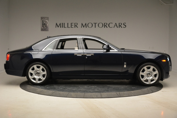 Used 2015 Rolls-Royce Ghost for sale Sold at Rolls-Royce Motor Cars Greenwich in Greenwich CT 06830 9