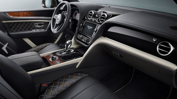 New 2018 Bentley Bentayga Mulliner for sale Sold at Rolls-Royce Motor Cars Greenwich in Greenwich CT 06830 13