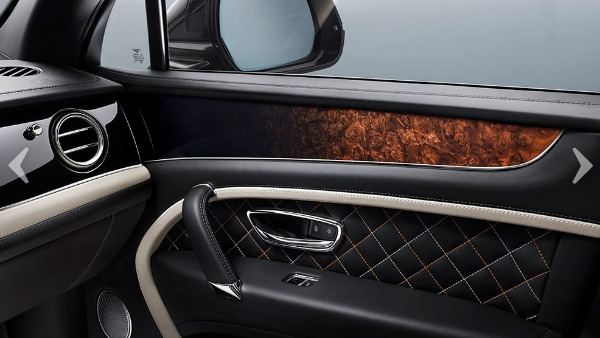New 2018 Bentley Bentayga Mulliner for sale Sold at Rolls-Royce Motor Cars Greenwich in Greenwich CT 06830 15