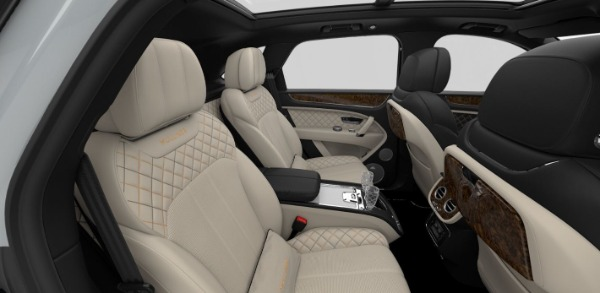 New 2018 Bentley Bentayga Mulliner for sale Sold at Rolls-Royce Motor Cars Greenwich in Greenwich CT 06830 7