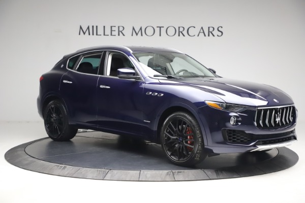 Used 2018 Maserati Levante S Q4 GranLusso for sale $67,900 at Rolls-Royce Motor Cars Greenwich in Greenwich CT 06830 10