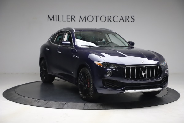 Used 2018 Maserati Levante S Q4 GranLusso for sale $67,900 at Rolls-Royce Motor Cars Greenwich in Greenwich CT 06830 11