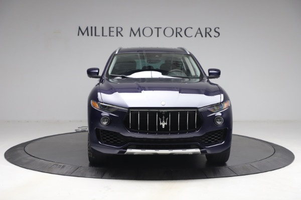 New 2018 Maserati Levante S Q4 GranLusso for sale Sold at Rolls-Royce Motor Cars Greenwich in Greenwich CT 06830 12