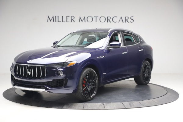 Used 2018 Maserati Levante S Q4 GranLusso for sale $67,900 at Rolls-Royce Motor Cars Greenwich in Greenwich CT 06830 2