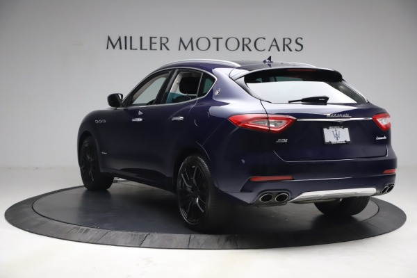 Used 2018 Maserati Levante S Q4 GranLusso for sale $67,900 at Rolls-Royce Motor Cars Greenwich in Greenwich CT 06830 5