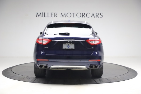 Used 2018 Maserati Levante S Q4 GranLusso for sale $67,900 at Rolls-Royce Motor Cars Greenwich in Greenwich CT 06830 6