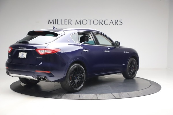 Used 2018 Maserati Levante S Q4 GranLusso for sale $67,900 at Rolls-Royce Motor Cars Greenwich in Greenwich CT 06830 7