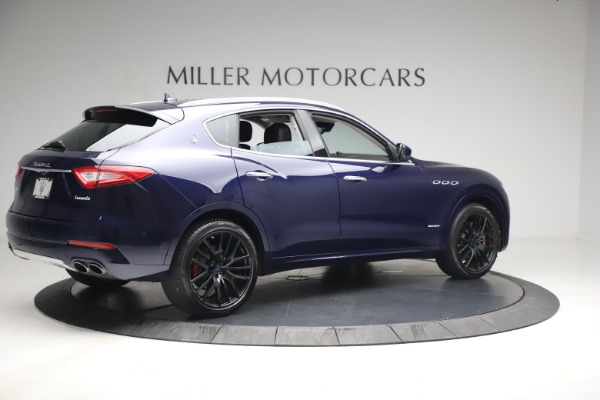 New 2018 Maserati Levante S Q4 GranLusso for sale Sold at Rolls-Royce Motor Cars Greenwich in Greenwich CT 06830 8