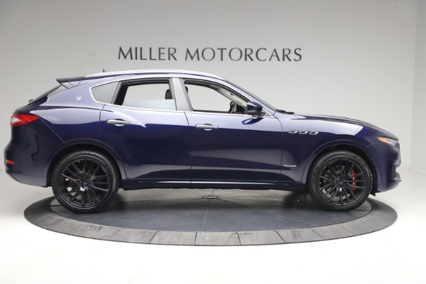Used 2018 Maserati Levante S Q4 GranLusso for sale $67,900 at Rolls-Royce Motor Cars Greenwich in Greenwich CT 06830 9