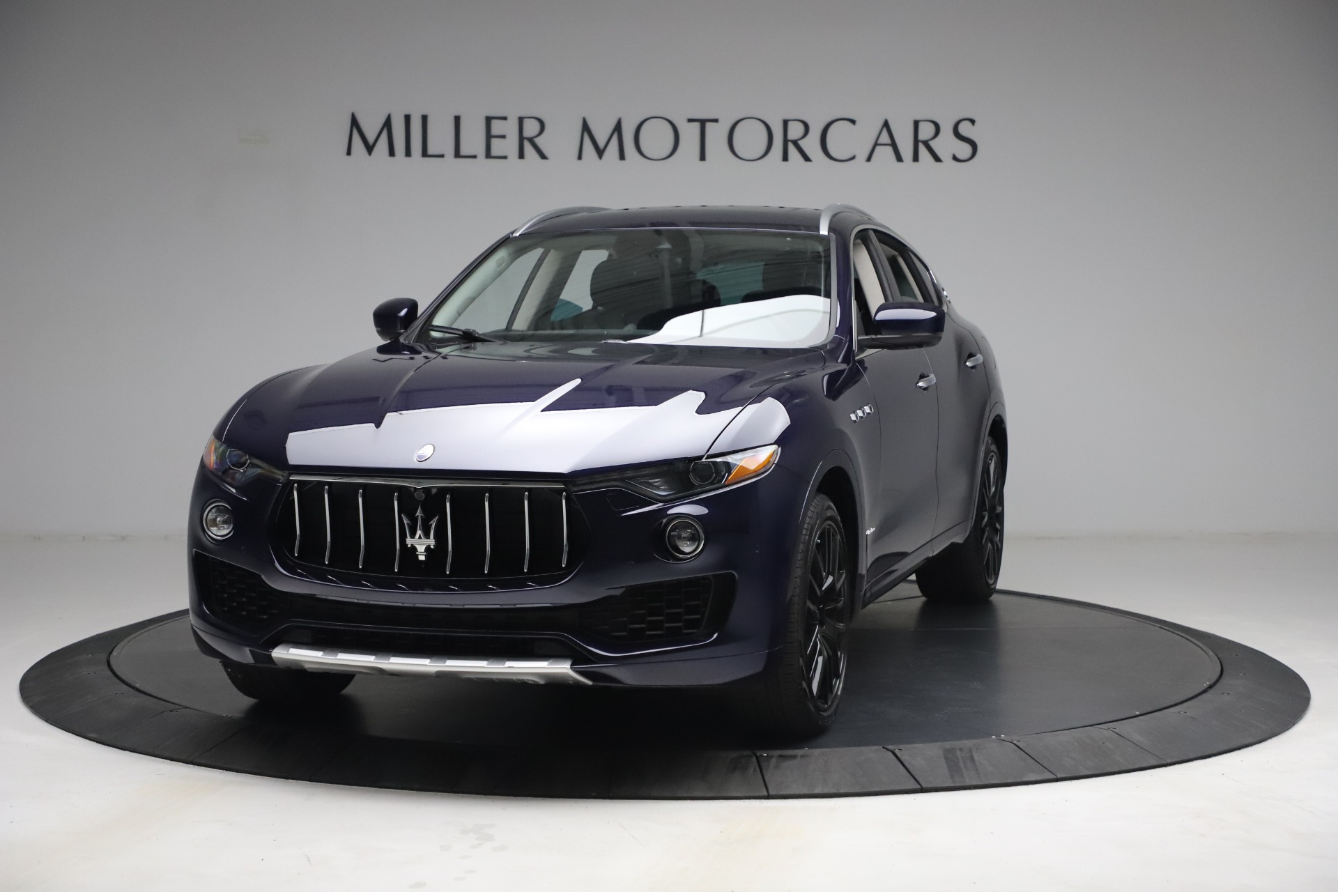 Used 2018 Maserati Levante S Q4 GranLusso for sale $67,900 at Rolls-Royce Motor Cars Greenwich in Greenwich CT 06830 1