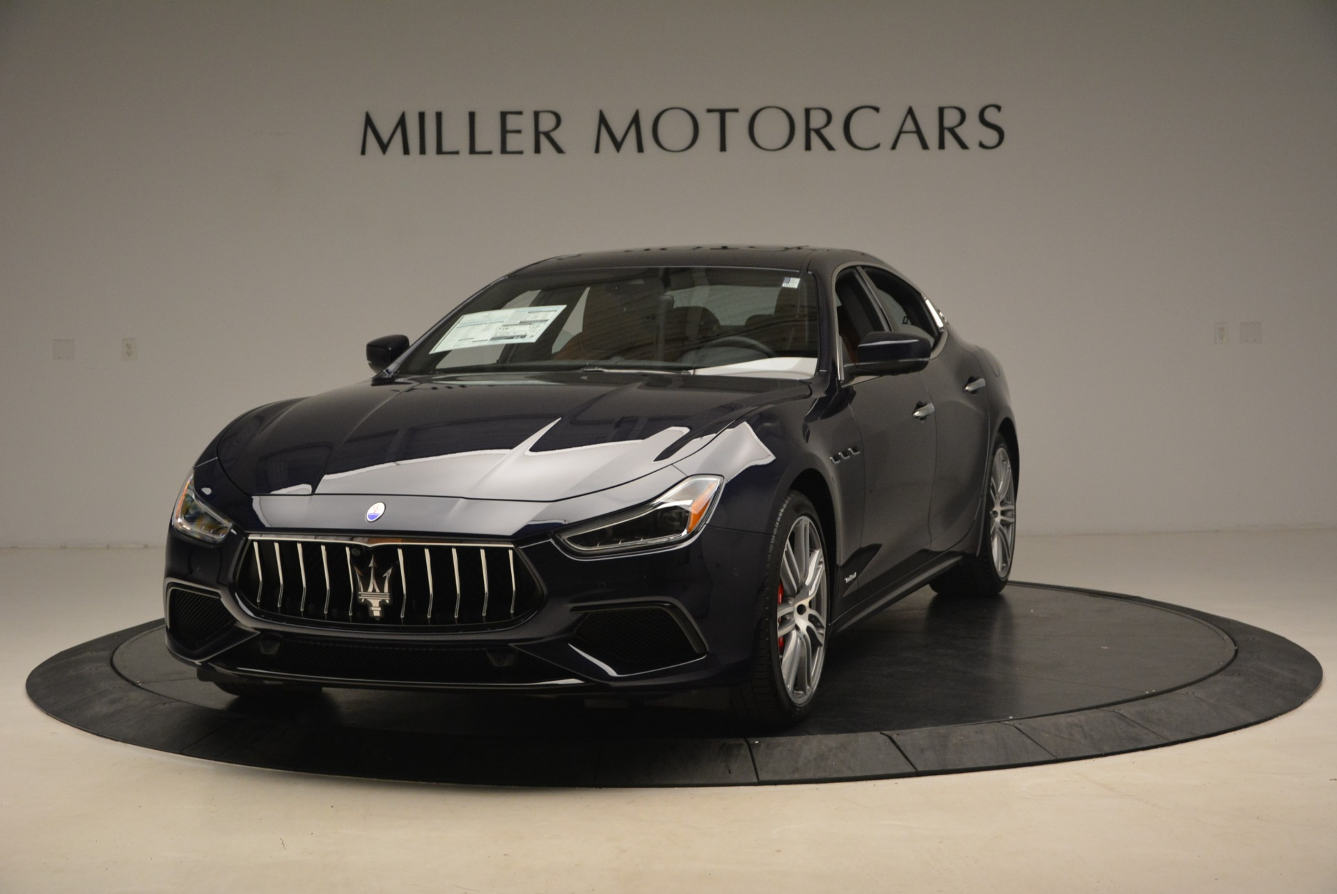 New 2018 Maserati Ghibli S Q4 GranSport for sale Sold at Rolls-Royce Motor Cars Greenwich in Greenwich CT 06830 1