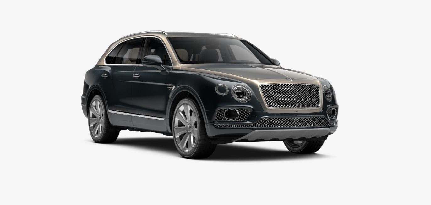 New 2018 Bentley Bentayga Mulliner for sale Sold at Rolls-Royce Motor Cars Greenwich in Greenwich CT 06830 1