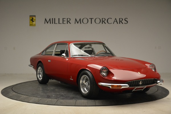 Used 1969 Ferrari 365 GT 2+2 for sale Sold at Rolls-Royce Motor Cars Greenwich in Greenwich CT 06830 11