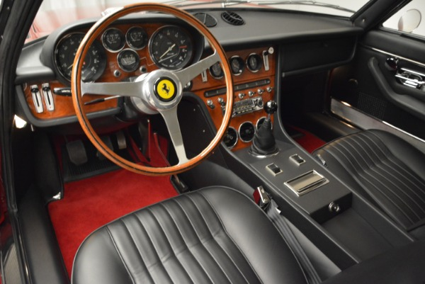 Used 1969 Ferrari 365 GT 2+2 for sale Sold at Rolls-Royce Motor Cars Greenwich in Greenwich CT 06830 13
