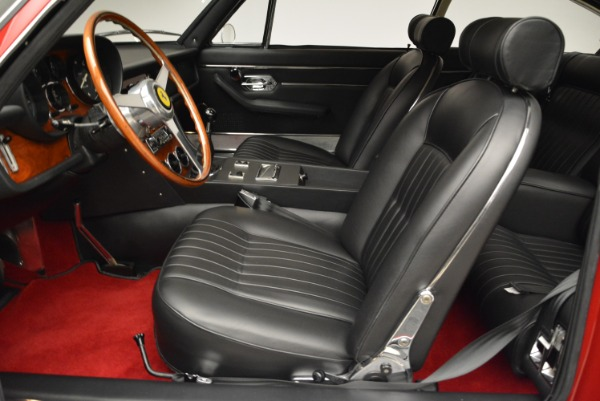 Used 1969 Ferrari 365 GT 2+2 for sale Sold at Rolls-Royce Motor Cars Greenwich in Greenwich CT 06830 14