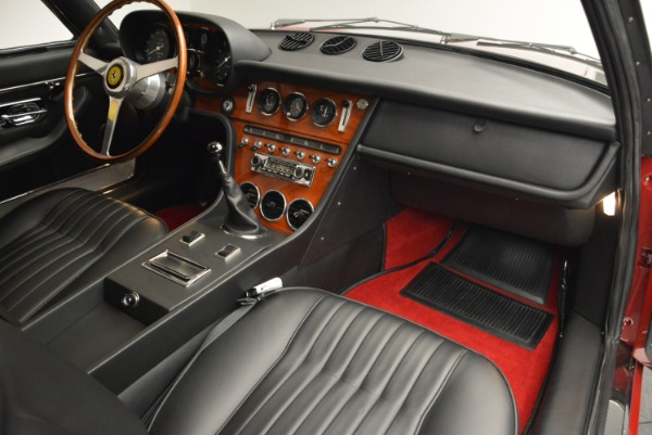 Used 1969 Ferrari 365 GT 2+2 for sale Sold at Rolls-Royce Motor Cars Greenwich in Greenwich CT 06830 18